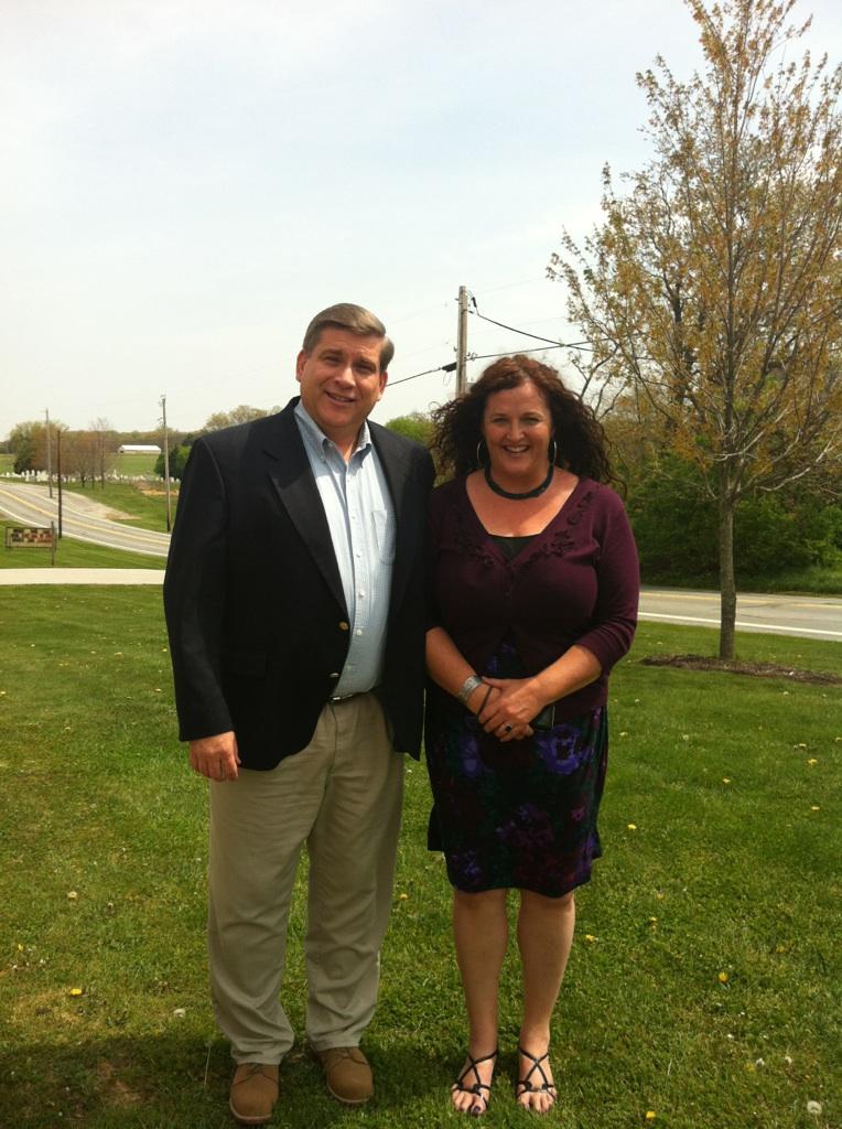 Pastor John and Missionary Jennifer Cutshall Spatara